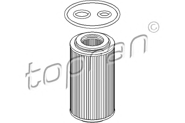 Oil Filter Fits MERCEDES X204 W246 W212 W204 W176 S212