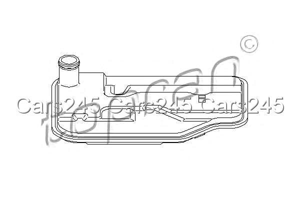Mercedes C CLK GLK Klasse W203 Automatikgetriebe Filter