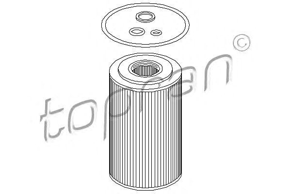 Oil Filter Fits BMW Z3 E46 E36 E34 E30 Coupe Sedan Wagon 1