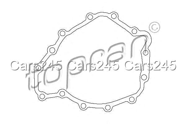 Audi A4 B6 Seat Manual Transmission Oil Pan Gasket Seal