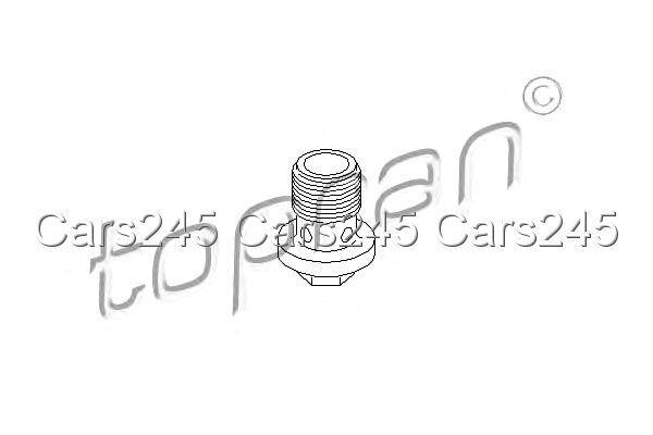 Oil Pan Drain Plug Fits OPEL Astra Cascada Combo Insignia