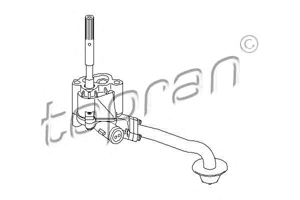Engine Oil Pump Fits AUDI A6 4A C4 A4 8D5 B5 8D2 VW 4B2 C5