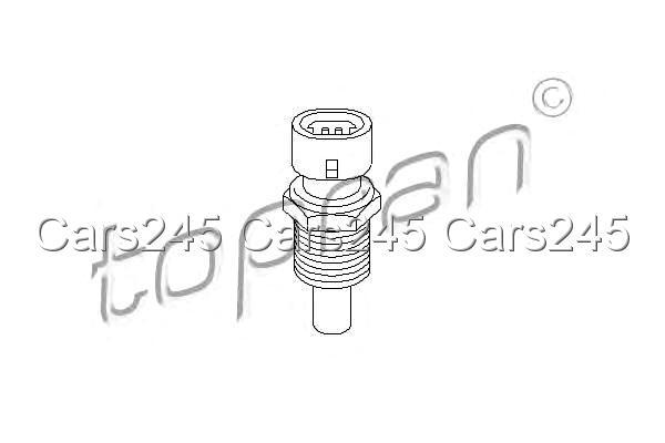 Engine Coolant Temperature Sensor Fits OPEL Corsa Astra G