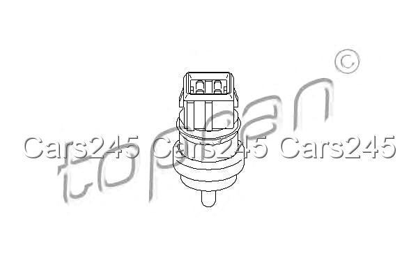 Engine Coolant Temperature Sensor Fits DACIA Logan Duster