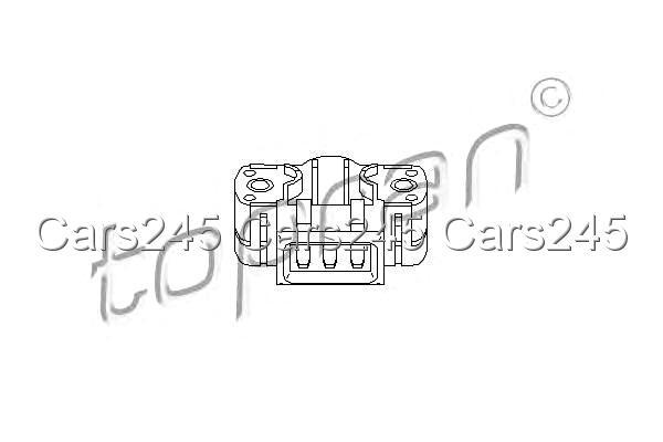 Throttle Position Sensor TPS Fits SEAT Ibiza VW