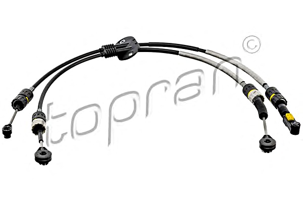 TP Manual Transmission Cable Fits FORD Focus Hatchback