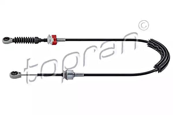 TP Left Manual Transmission Cable Fits RENAULT Megane