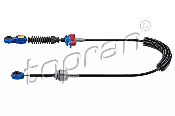 TP Right Manual Transmission Cable Fits RENAULT Megane