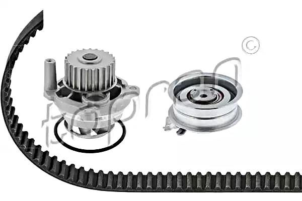TP Water Pump + Timing Belt Kit Fits AUDI A4 SEAT SKODA VW