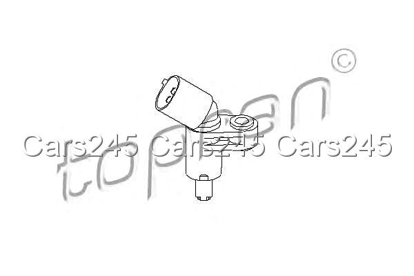 Wheel Speed Sensor ABS Fits AUDI A3 SEAT Arosa SKODA