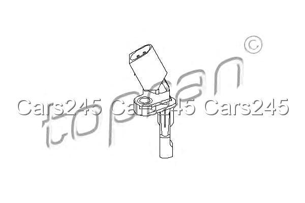 Wheel Speed Sensor ABS Fits AUDI A3 SEAT Leon Altea SKODA