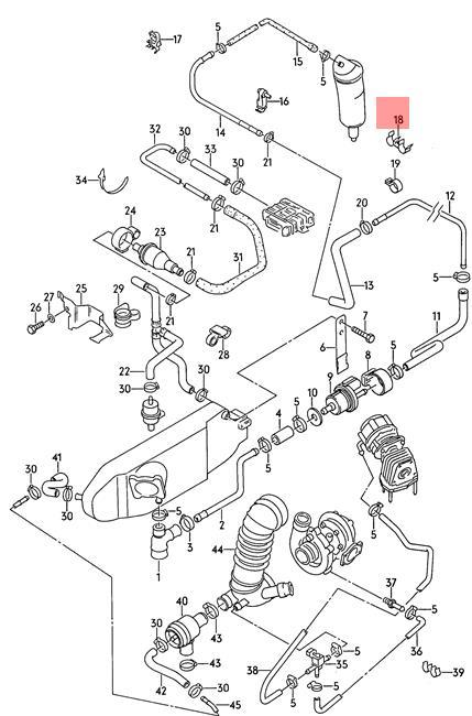Genuine Bracket 2 Point AUDI VW Audi 100 quattro 4000 80
