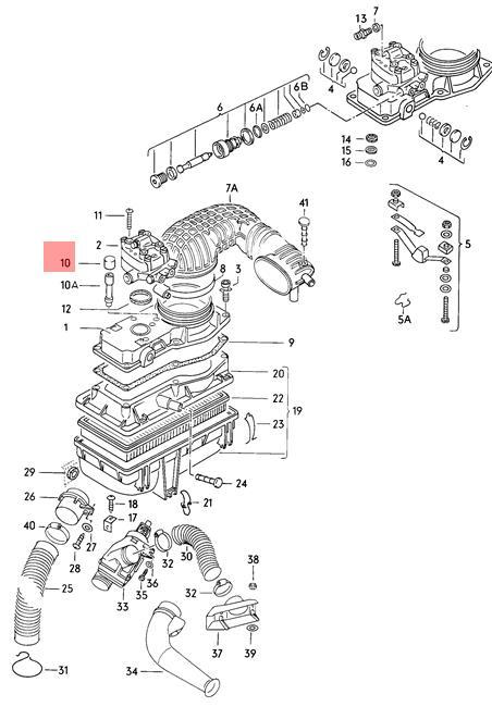 Genuine Volkswagen Potentiometer NOS Audi 100 quattro 200