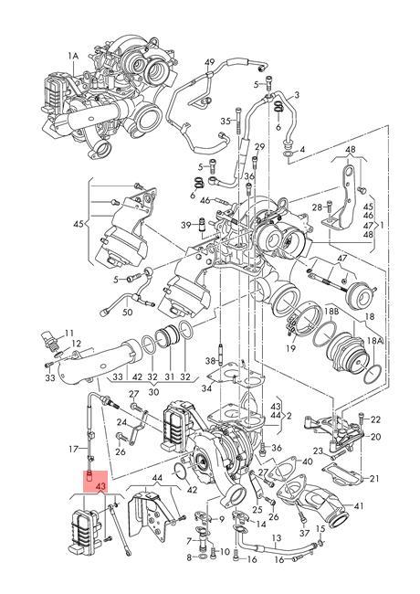 Genuine Repair Set AUDI A6 Allroad quattro Avant S6 A7