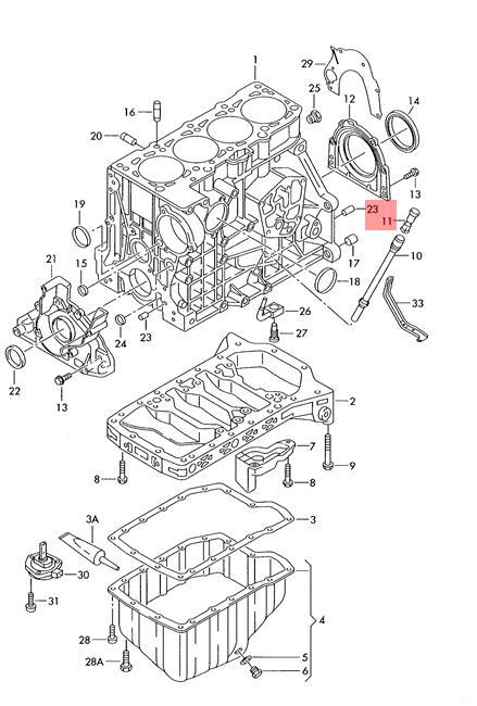 Guide Funnel AUDI VW Audi A4 Wagon S4 Cabrio quattro A6 S6