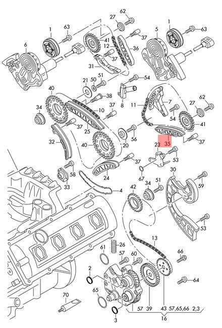 Guide Rail AUDI Audi A4 Wagon S4 Cabrio quattro A6 allroad