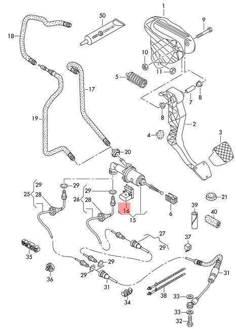 Genuine Hall Sensor AUDI VW A3 S3 Sportback Lim. quattro
