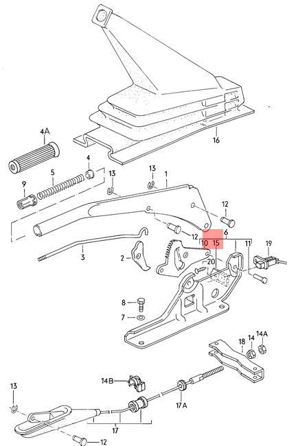 Genuine Volkswagen Bracket NOS Vanagon syncro 24 25