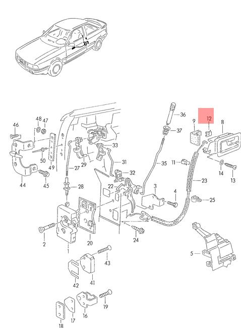 Audi A3 8p Fuse Box Location