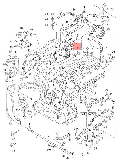 Genuine O-ring AUDI VW Audi 100 quattro 80 90 A4 Avant S4