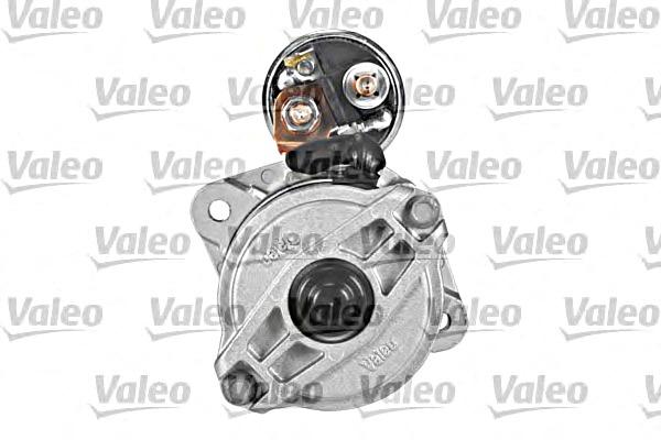 VALEO Starter Motor 600081 Fits HYUNDAI KIA K2500 MG