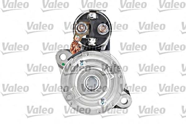 VALEO Starter Motor 600084 Fits HYUNDAI Accent Excel Tb