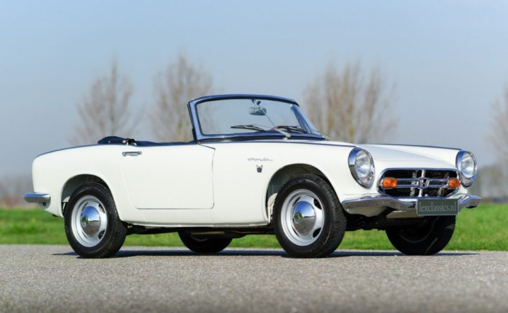 from the masters of cool came the s800 - 1968 honda s800 roadster 7 - From the masters of cool came the S800