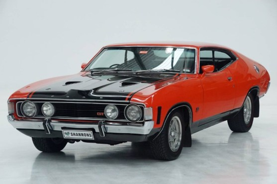 falcon - 1972 Ford Falcon XA GT Coupe 01 - Classic GT or the plate? No debate