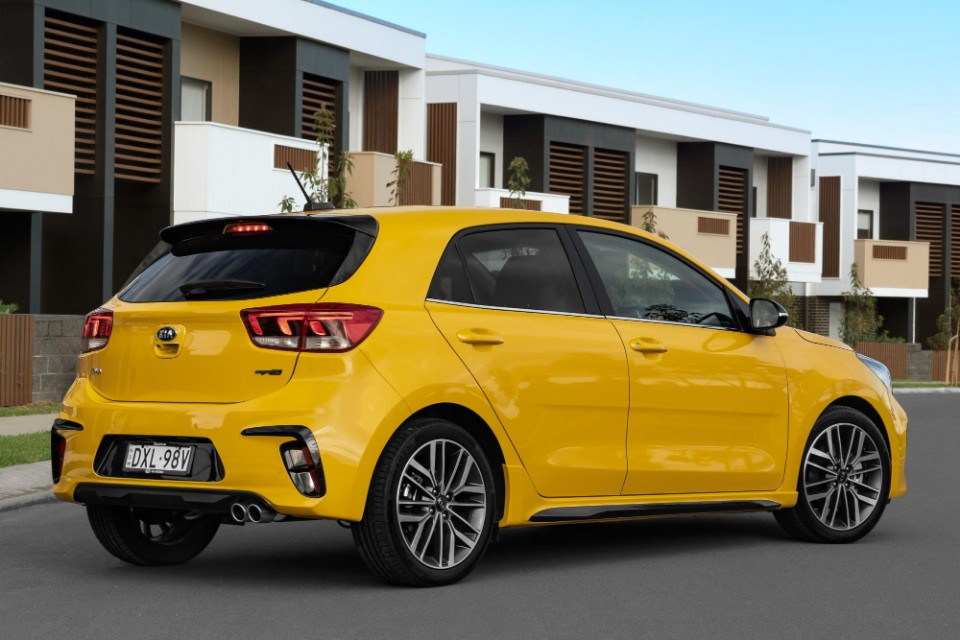 rio - 2019 Kia Rio GT Line 06 - Kia Rio: the tick from True Love