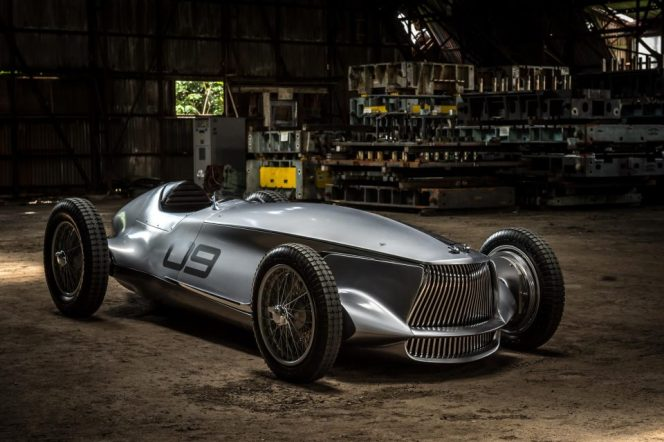 the wow factor: infiniti's prototype 9 - 3641 - The wow factor: Infiniti's Prototype 9