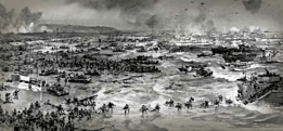 d-day - D Day 16 - The Big Flight gets underway for D-Day