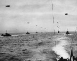 d-day - D Day 17 - The Big Flight gets underway for D-Day