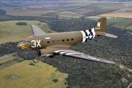 d-day - D Day 4 - The Big Flight gets underway for D-Day