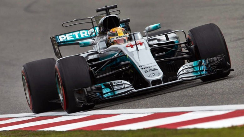 hamilton - Hamilton cruises to win - Hamilton the business in Shanghai