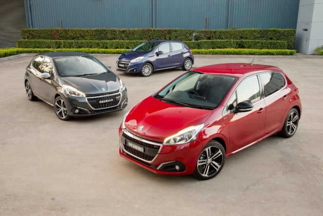peugeot adds autonomous braking to all models - Peugeot 208 Range - Peugeot adds autonomous braking to all models