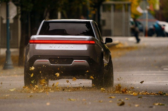 rivian - Rivian electric deal - Ford's new $500 million electric car