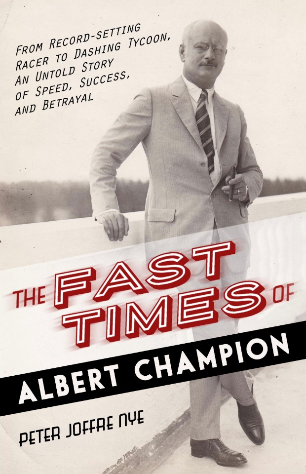 champion - albertchampion book - Champion a bright spark