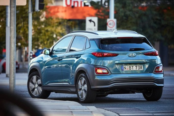 electric - hyundai kona electric 4 - Sharks, snakes and may lightning strike your electric car