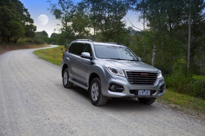 haval's big kahuna misses out on a diesel (again) - image166284 b - Haval's big kahuna misses out on a diesel (again)