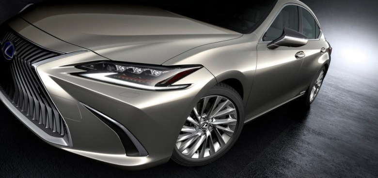 lexus - lexus es 300h - Waft more can we say?