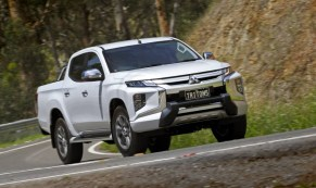 car - mitsubishi triton ute 1 - It's too hard to get a loan, moans car industry!