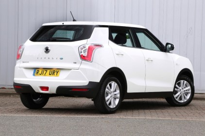 ssangyong - tivoli 4 - Sing a song of SsangYong, a pocket full of change