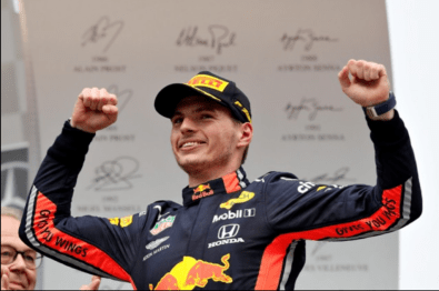 verstappen - verstappens day - Wet, wet, wet — Verstappen up to the test