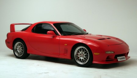 rx-7 - 1995 mazda rx 7 sp 06 - Rare race-bred RX-7 up for grabs