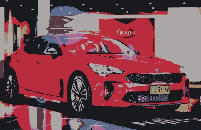 cop - Kia Stinger Police Vehicle feature - Cop cars stripped for hi-tech action