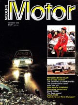 repco - Repco motor magazine 01 - 40 years and 337 gates later Peter McKay relives Repco madness