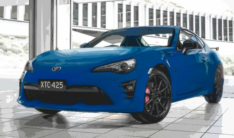 toyota - Toyota 86 GTS feature - Toyota 86 GTS: Basic, but that's what you pay for