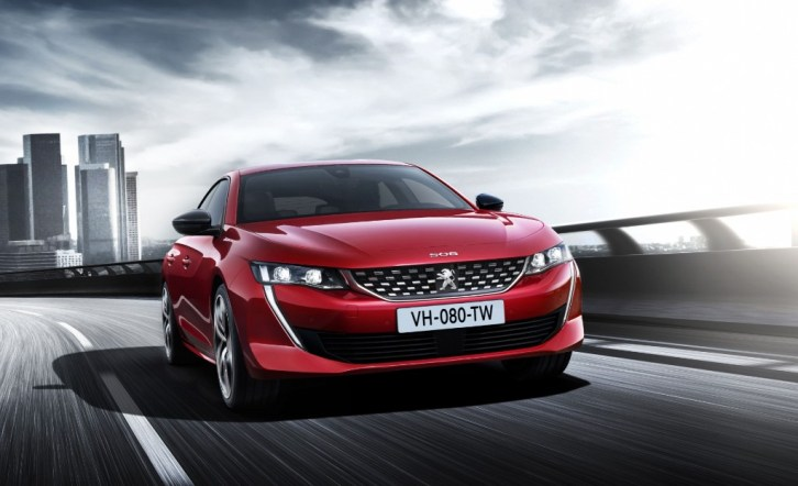 peugeot - peugeot 508 04 - You can have the GT or the GT?