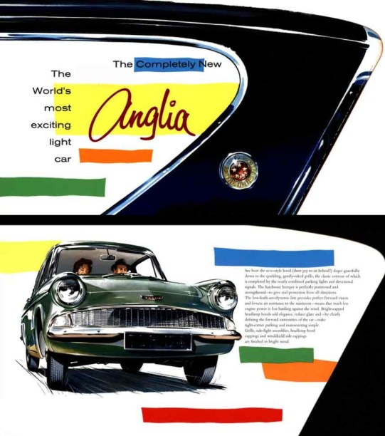 potter - 1959 Ford Anglia adverts 01 - Harry Potter car reaches magic milestone