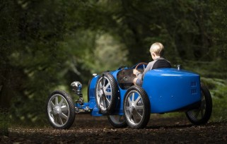 bugatti - Bugatti Baby II 03 - Baby Bugatti seeks 'Baby' driver, no experience required